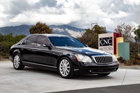 2006 Maybach 57 for sale in Upland, CA