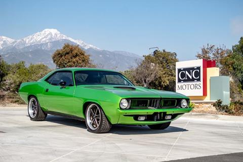 1974 Plymouth Barracuda for sale in Upland, CA