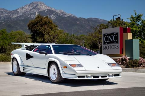 Used Lamborghini Countach For Sale Carsforsale Com