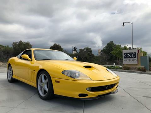 2000 Ferrari 550 for sale in Upland, CA