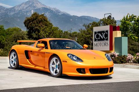 Used Porsche Carrera Gt For Sale In Long Beach Ca Edmunds