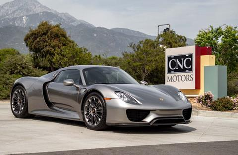 Porsche 918 Spyder For Sale >> Used Porsche 918 Spyder For Sale In Caldwell Id Carsforsale Com