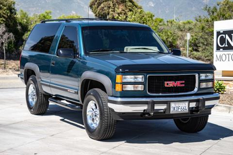 1994 GMC Yukon for sale in Upland, CA