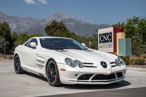 2006 Mercedes-Benz SLR for sale in Upland, CA