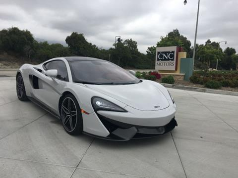 Used Mclaren For Sale In California