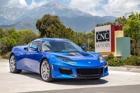 2018 Lotus Evora 400 for sale in Upland, CA