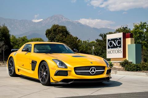 2014 Mercedes-Benz SLS AMG for sale in Upland, CA