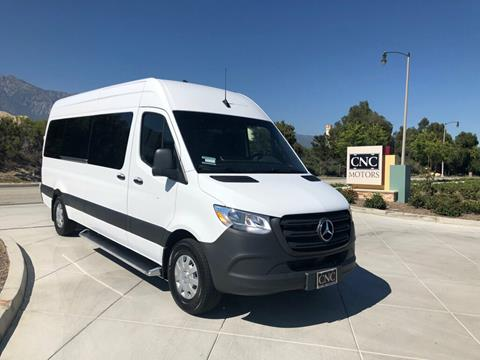 2019 Mercedes-Benz Sprinter Crew for sale in Upland, CA