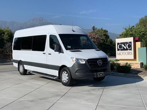 2019 Mercedes-Benz Sprinter Crew for sale in Upland, CA