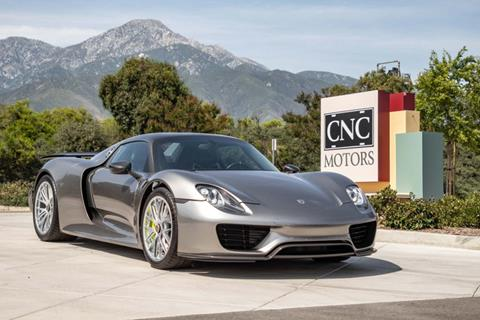 2015 Porsche 918 Spyder for sale in Upland, CA