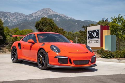 2016 Porsche 911 for sale in Upland, CA