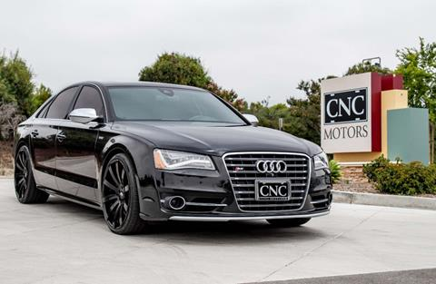 2013 Audi S8 for sale in Upland, CA
