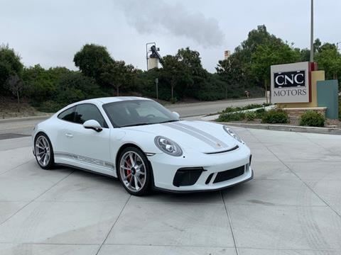 2018 Porsche 911 for sale in Upland, CA