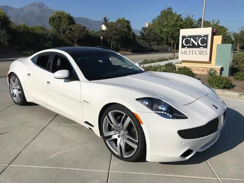 2012 Fisker Karma for sale in Upland, CA