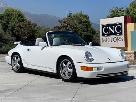 1991 Porsche 911 for sale in Upland, CA
