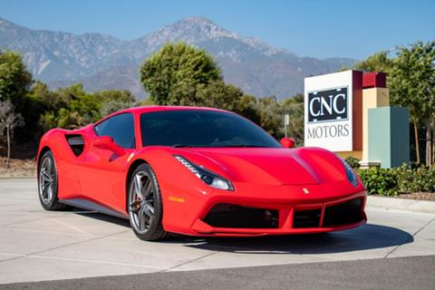 2018 Ferrari 488 GTB for sale in Upland, CA