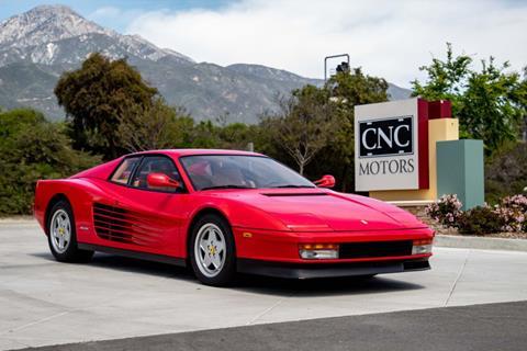 1991 Ferrari Testarossa for sale in Upland, CA