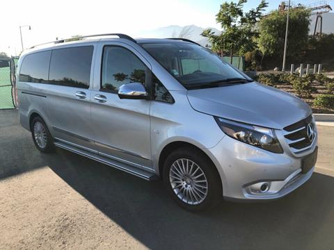 2017 Mercedes-Benz Metris for sale in Upland, CA