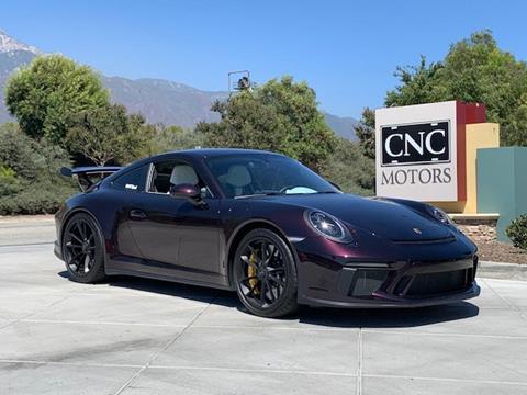 2018 Porsche 911 for sale in Upland, CA