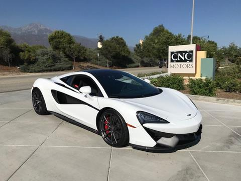 2018 McLaren 570S for sale in Upland, CA