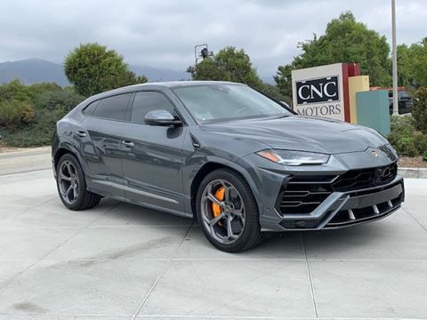 2019 Lamborghini Urus For Sale In Upland Ca