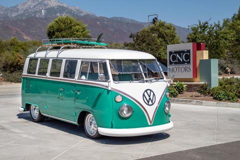 1966 Volkswagen Bus for sale in Upland, CA