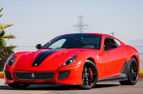 2011 Ferrari 599 GTO for sale in Upland, CA