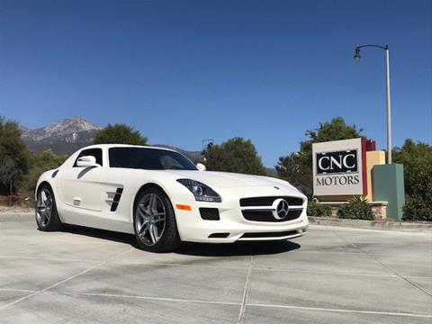 2012 Mercedes-Benz SLS AMG for sale in Upland, CA