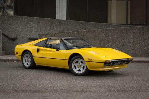 1978 Ferrari 308 GTS for sale in Upland, CA