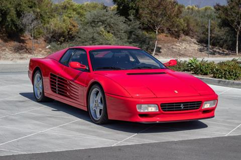 1993 Ferrari 512TR for sale in Upland, CA