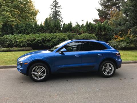 2017 Porsche Macan for sale in Upland, CA