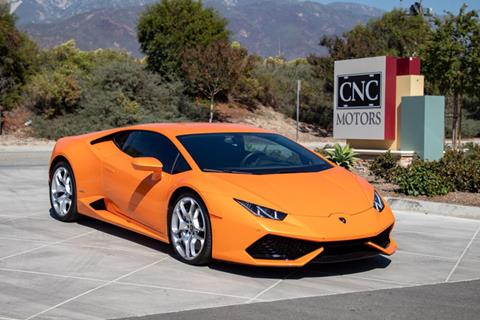 2015 Lamborghini Huracan for sale in Upland, CA