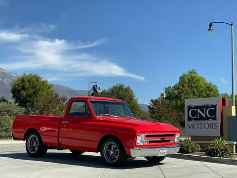 1969 Chevrolet C/K 10 Series for sale in Upland, CA