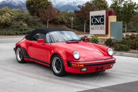 1989 Porsche 911 for sale in Upland, CA