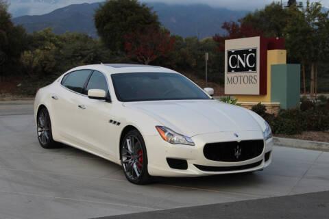 2016 Maserati Quattroporte for sale in Upland, CA