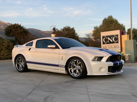 2013 Ford Shelby GT500 for sale at CNC Motors Inc in Upland CA