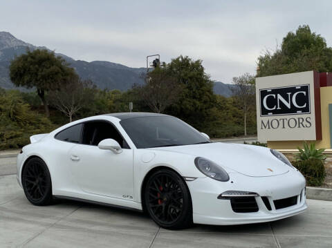 2016 Porsche 911 for sale at CNC Motors Inc in Upland CA