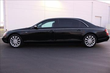 2009 Maybach 62 for sale in Ontario, CA