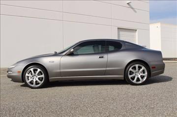 2004 Maserati Coupe for sale in Ontario, CA
