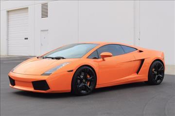 2006 Lamborghini Gallardo for sale in Ontario, CA