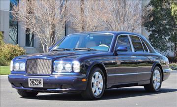 2000 Bentley Arnage for sale in Ontario, CA