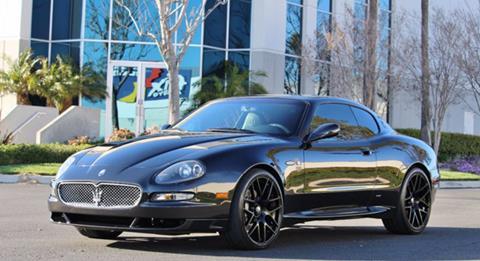 2005 Maserati GranSport for sale in Ontario, CA