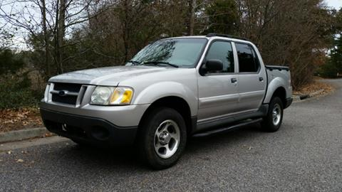 2005 Ford Explorer Sport Trac for sale at Coastal Auto Sports in Chesapeake VA