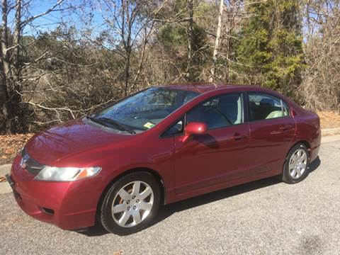 2010 Honda Civic for sale at Coastal Auto Sports in Chesapeake VA