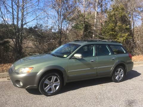 2005 Subaru Outback for sale at Coastal Auto Sports in Chesapeake VA