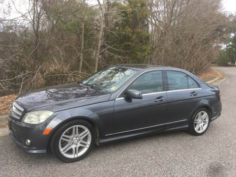 2010 Mercedes-Benz C-Class for sale at Coastal Auto Sports in Chesapeake VA
