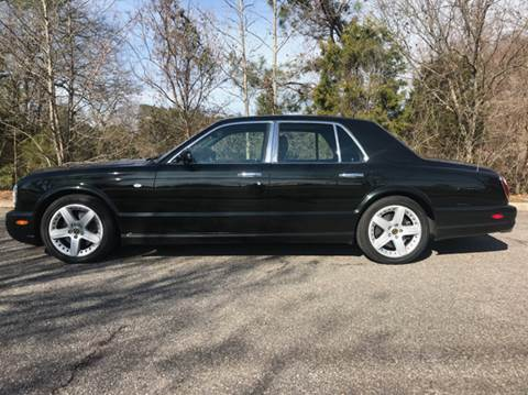 2002 Bentley Arnage for sale at Coastal Auto Sports in Chesapeake VA