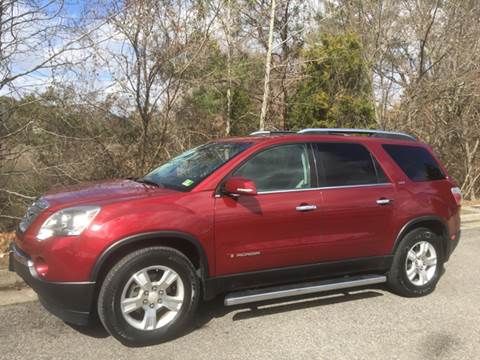 2008 GMC Acadia for sale at Coastal Auto Sports in Chesapeake VA