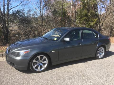 2007 BMW 5 Series for sale at Coastal Auto Sports in Chesapeake VA