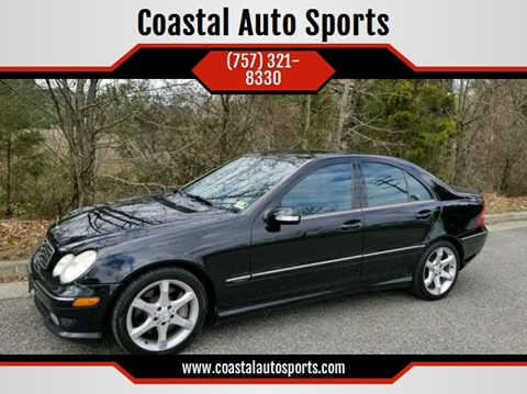 2007 Mercedes-Benz C-Class for sale at Coastal Auto Sports in Chesapeake VA